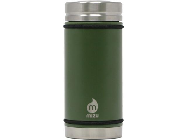 MIZU V5 Botella con aislamiento con Tapa en V 500ml, enduro army green